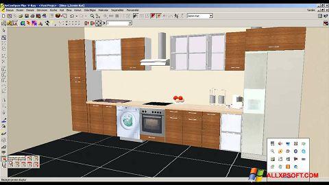 Снимка на екрана Arcon за Windows XP