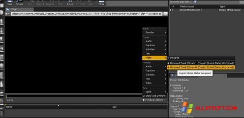 Снимка на екрана Live WebCam за Windows XP