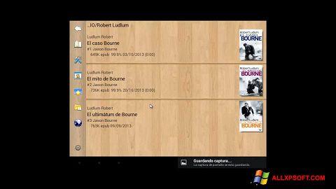 Снимка на екрана Cool Reader за Windows XP