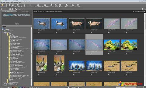 Снимка на екрана ViewNX за Windows XP