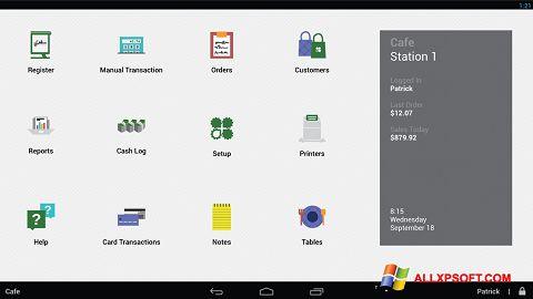 Снимка на екрана Clover за Windows XP