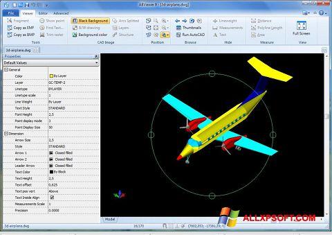 Снимка на екрана ABViewer за Windows XP